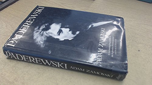 9780002166423: Paderewski (Hardcover)