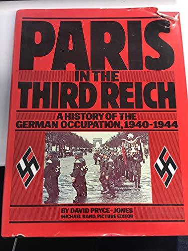 9780002166454: Paris in the Third Reich