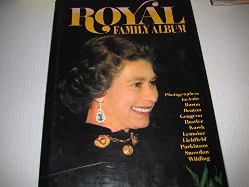 9780002166980: Royal Family Album