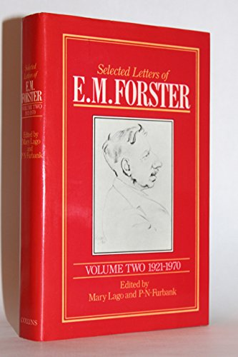 9780002167192: Selected Letters of E.M. Forster, Vol. 2: 1921-1970