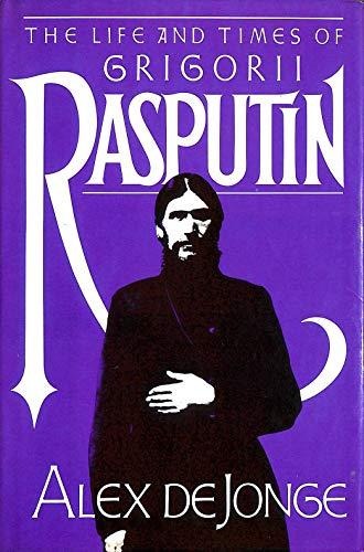 9780002167239: Life and Times of Grigorii Rasputin, The