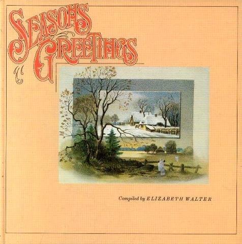 Seasons Greetings (000216728X) by Elizabeth Walter