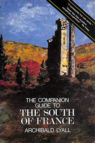 9780002167352: South of France (Companion Guides)