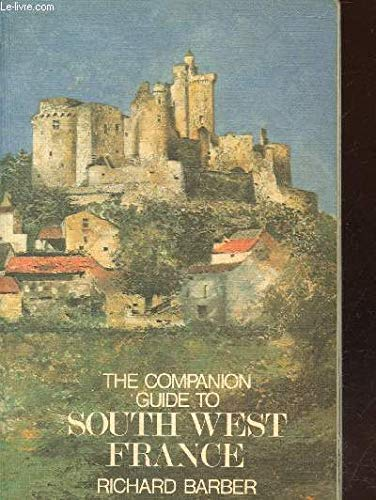 9780002167734: South West France (Companion Guides)