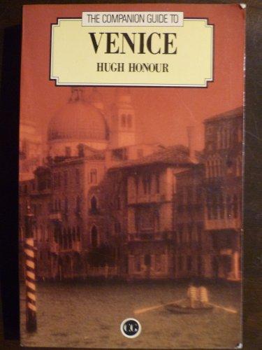 9780002168021: Venice (Companion Guides)