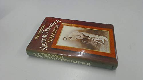 9780002168076: The immortal Victor Trumper