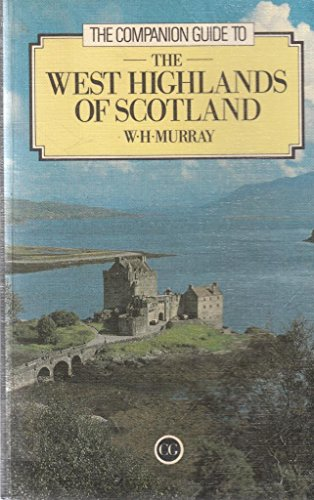 9780002168137: West Highlands of Scotland (Companion Guides)