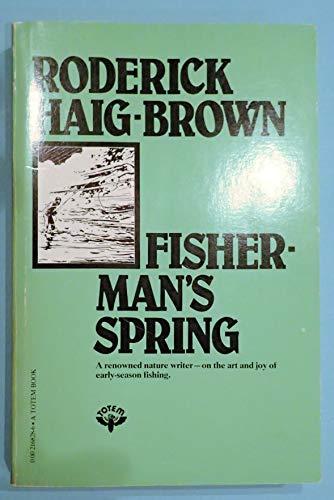 9780002168274: Fisherman's Spring