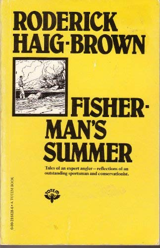 9780002168281: FISHERMAN'S SUMMER