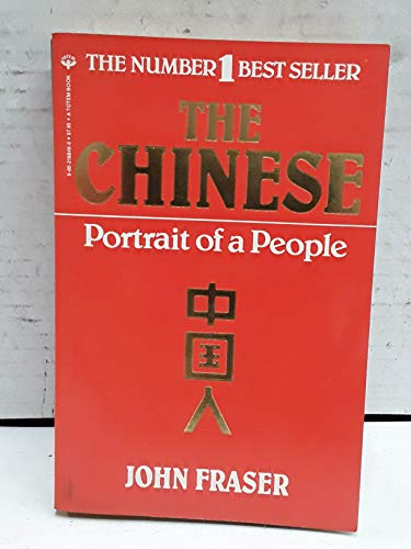 9780002168489: The Chinese: Portrait of a People