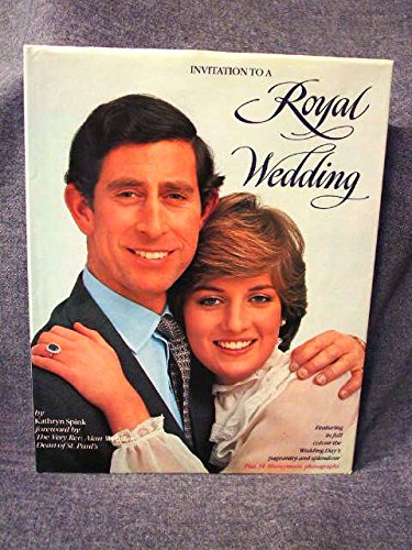 9780002168496: Invitation to a Royal Wedding