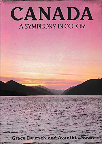Canada, a symphony in colour: Deutsch, Grace