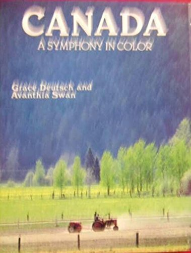 9780002168656: Canada: A Symphony in Color                                       (#06630)