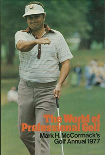 9780002168793: World of Professional Golf