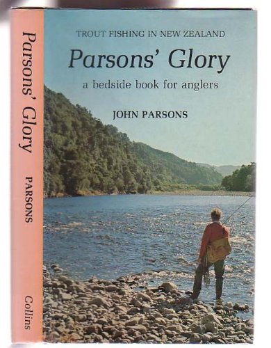 9780002169028: Parsons' Glory: A Bedside Book for Anglers