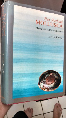 9780002169066: New Zealand mollusca: Marine, land, and freshwater shells