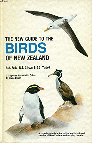 The New Guide to the Birds of New Zealand