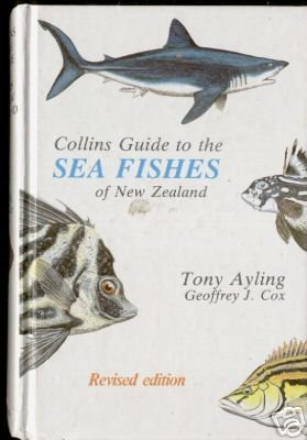 9780002169875: Collins Guide to the Sea Fishes of New Zealand