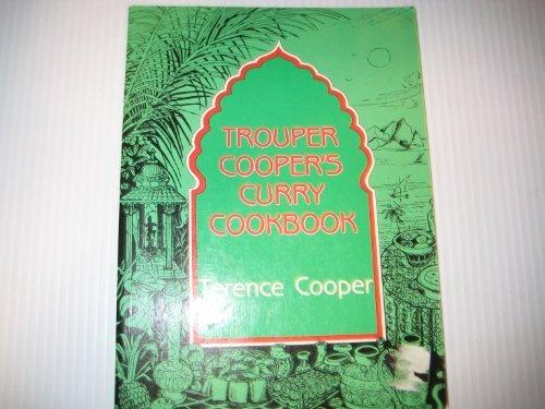9780002169943: Trouper Cooper's Curry Cookbook
