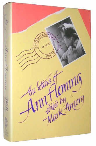 9780002170598: The Letters of Ann Fleming