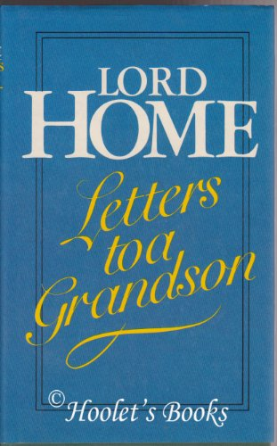 9780002170611: Letters to a Grandson