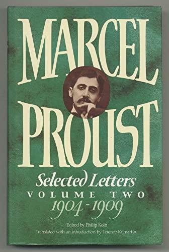 Selected Letters: v. 2: Proust, Marcel