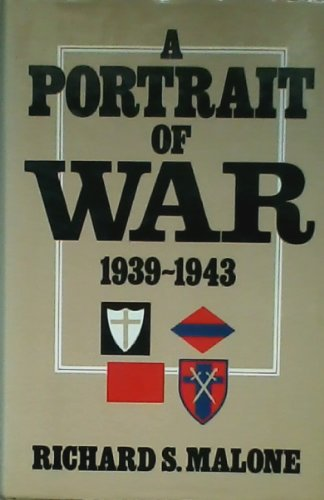 9780002171052: A Portrait of War, 1939-43