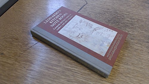 9780002171656: Leonardo's Kitchen Notebooks: Leonardo da Vinci's notes on cookery and table etiquette