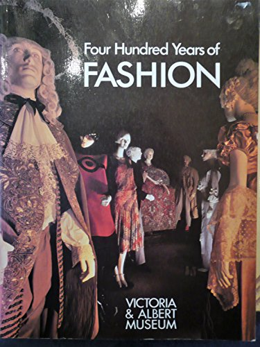9780002171892: Four Hundred Years of Fashion