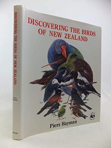 9780002172158: Discovering the Birds of New Zealand
