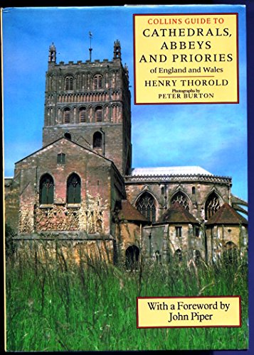 9780002172417: Collins Guide to Cathedrals, Abbeys and Priories of England and Wales