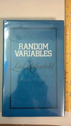 9780002173346: Random Variables
