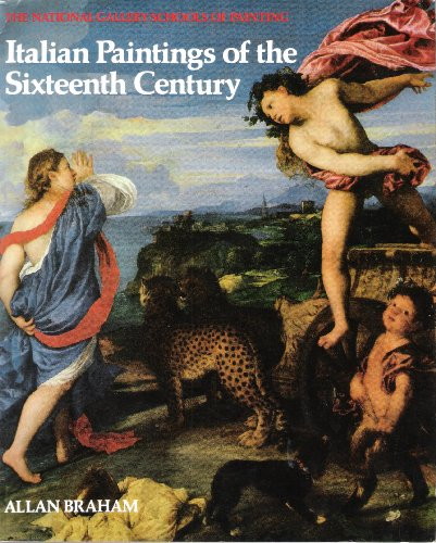 9780002174022: Italian Paintings of the Sixteenth Century (National Gallery Schools of Painting)