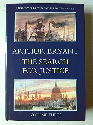 9780002174121: History of Britain and the British People: Search for Justice v. 3 (A history of Britain and the British people)