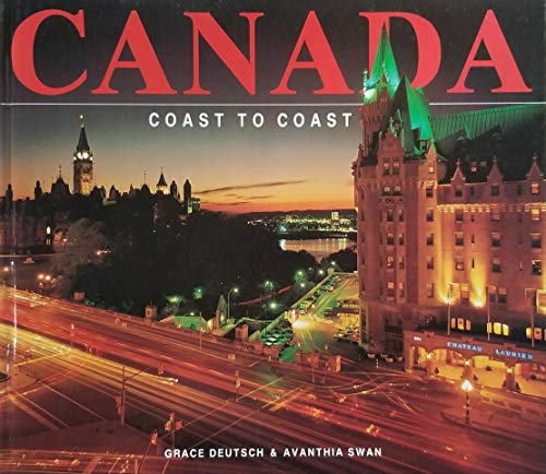 9780002174633: CANADA: COAST TO COAST.