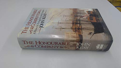 9780002175159: The Honourable Company: A History of the English East India Company
