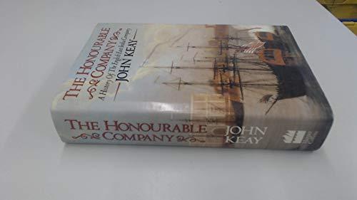 9780002175159: The Honourable Company: History of the English East India Company
