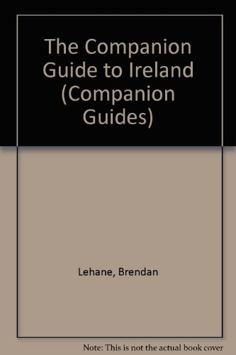 9780002175180: The Companion Guide to Ireland (Companion Guides)