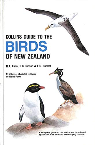 9780002175630: Collins Guide to the Birds of New Zealand and Outlying Islands (Collins Pocket Guide)