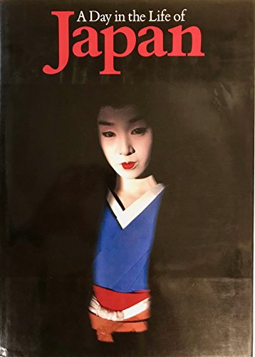 9780002175807: A Day in the Life of Japan