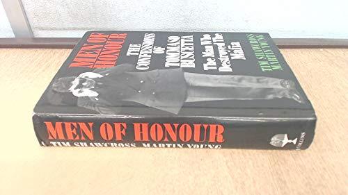 9780002175890: Men of Honour: Confessions of Tommaso Buscetta
