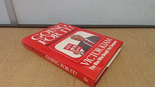 9780002176033: Going For It!: How to Succeed as an Entrepreneur