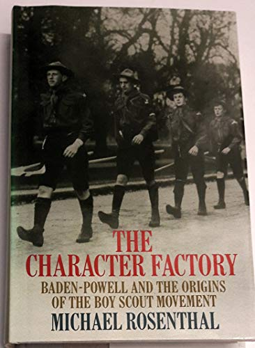 9780002176040: The Character Factory