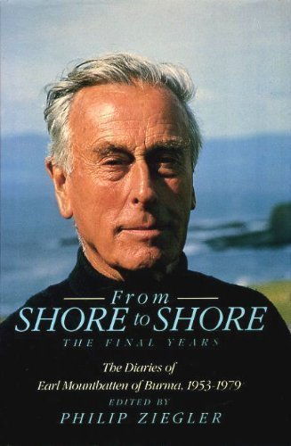 9780002176064: From Shore to Shore: Final Years Diary, 1953-79. Ed.P.Ziegler