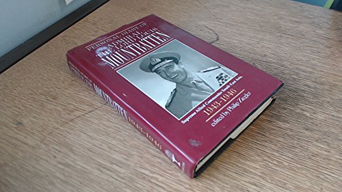9780002176071: Personal Diary of Admiral the Lord Louis Mountbatten Supreme Allied Commander, South-East Asia, 1943-1946