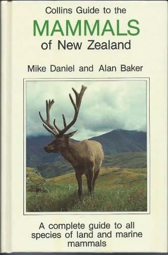 9780002176705: Collins Guide to the Mammals of New Zealand