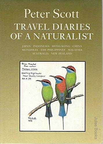 TRAVEL DIARIES OF A NATURALIST VOL III.: Scott, Sir Peter;