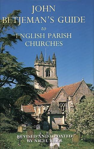 9780002177276: Sir John Betjeman's Guide to English Parish Churches.