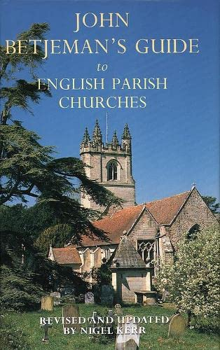 9780002177276: Betjeman's Parish Churches