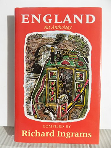 9780002178259: England: An Anthology (British Anthologies)